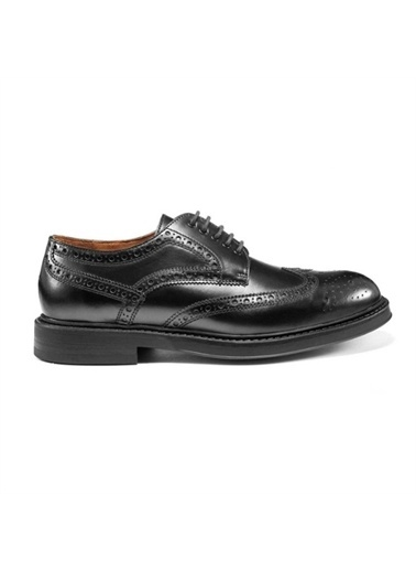 Frau  Erkek Oxford/Ayakkabı 73L5   Wılson Leather  Siyah